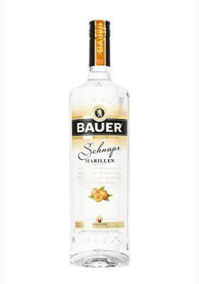Marillen Schnaps 40%vol <br>0,70 Ltr. Bauer Tradition